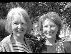 Birgit und Gaby